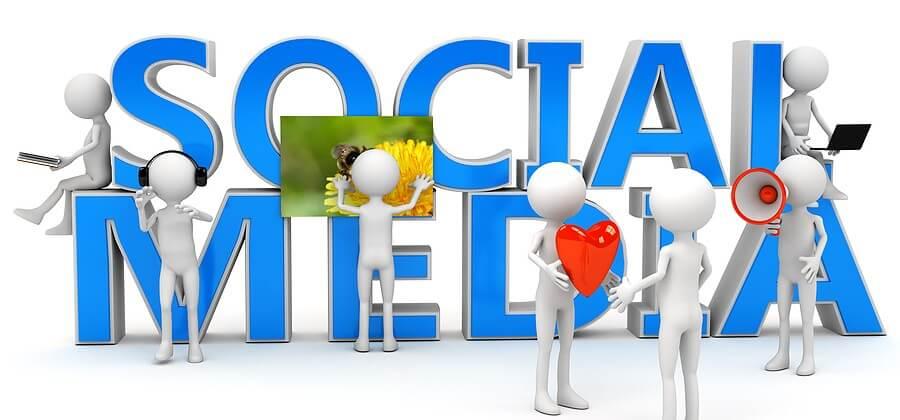 insurance agency social media