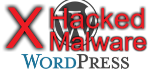 WordPress Hacked Insurance Website